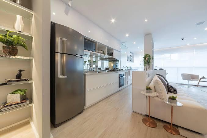 Apartamento para venda com 69 metros quadrados com 2 quartos