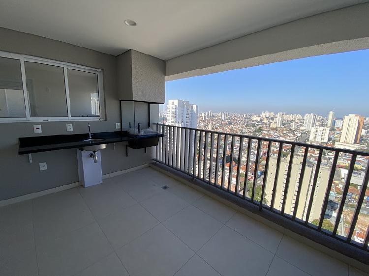 Apartamento para venda possui 91 metros quadrados com 2