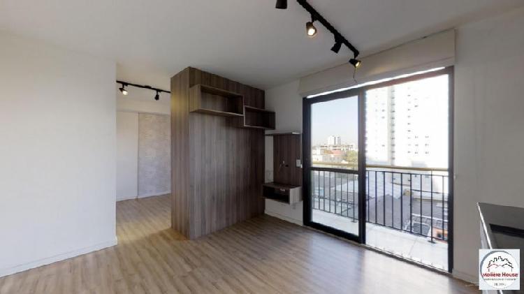 Apartamento à venda no santo amaro - são paulo, sp.