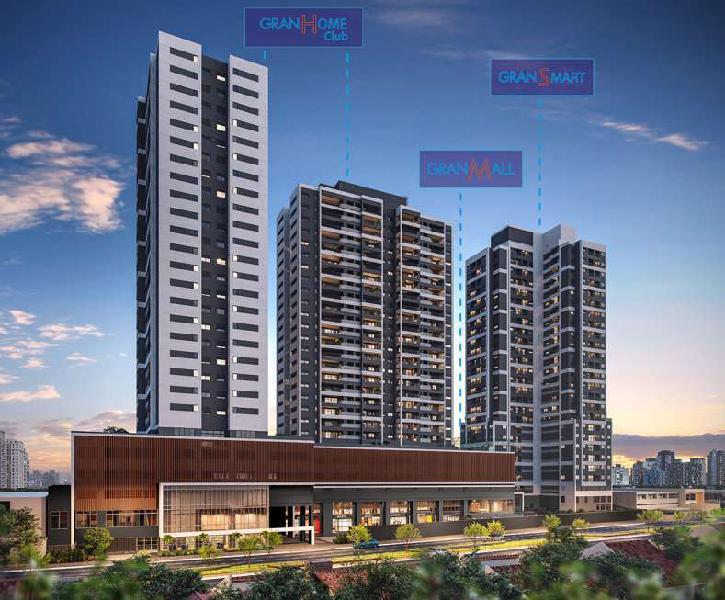 Breve lançamento do maior complexo imobiliário da vila