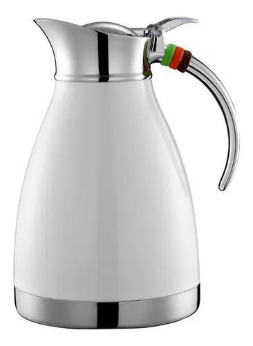 Bule jarra térmico lotus 1l café chá cozinha quente e