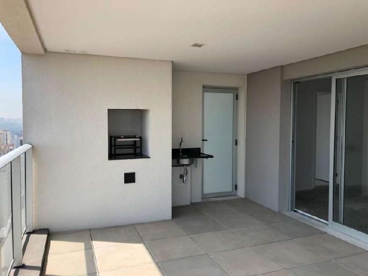 Cobertura duplex nova , 3 suites, 4 vagas + deposito