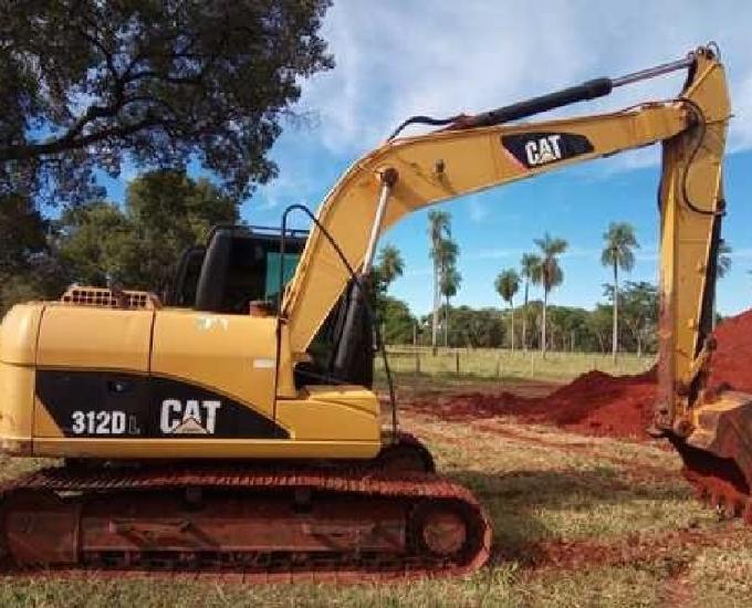 Escavadeira 312 caterpillar - 1111