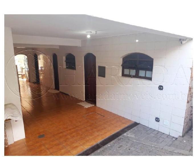 Ha471-casa 100 m2,5 dm,2 vagas,churrasqueira na saúde