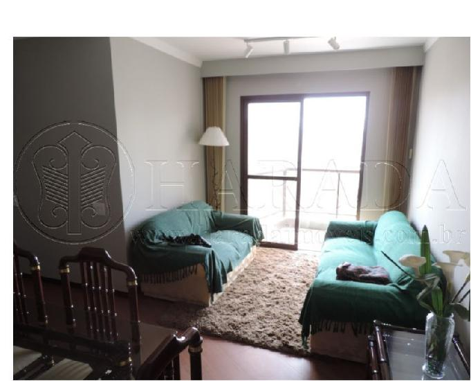 Ha472-apto 90 m2,mobiliado,2 dm c closet,2 vagas