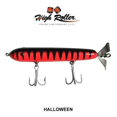 Isca high roller 14 cm 5.25 by dini halloween exclusiva top