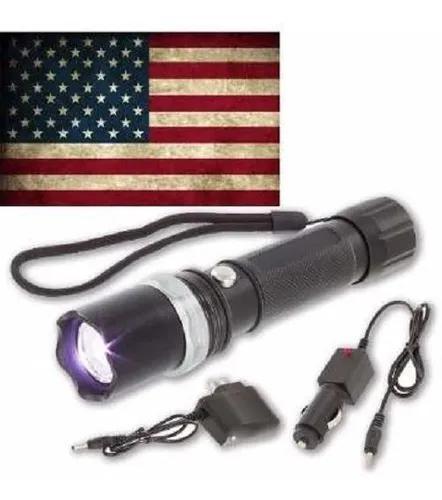 Kit lanterna tática militar profissional swat police 1.5 km