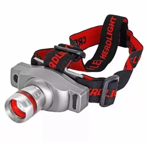 Lanterna cabeça tática led cree 62000w 170000 lumens q5