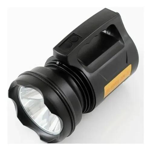 Lanterna holofote super potente led 30w td 6000a t6 p/ pesca