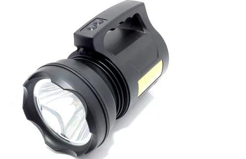 Lanterna led holofote recarregavel 30w t6 alta potência
