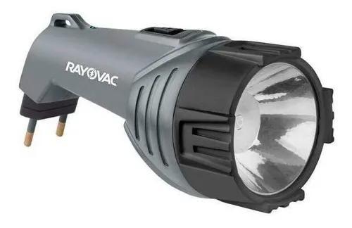 Lanterna recarregável rayovac super led big bivolt