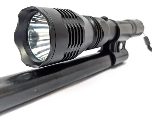 Lanterna tática caça acionador r