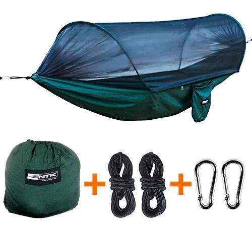 Rede selva nautika - harpia - tela mosquiteira - até 200kg