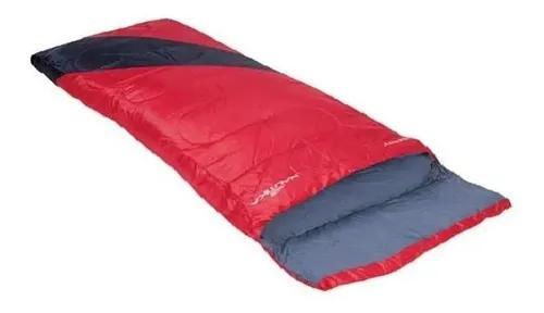 Saco de dormir p/ camping (cm)210x75 t