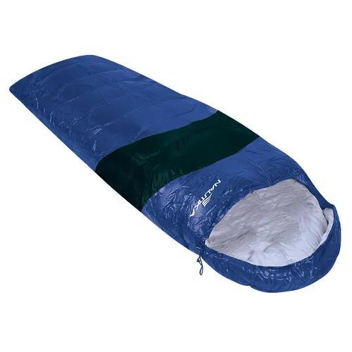 Saco de dormir viper 5º a 12º c tipo envelope nautika