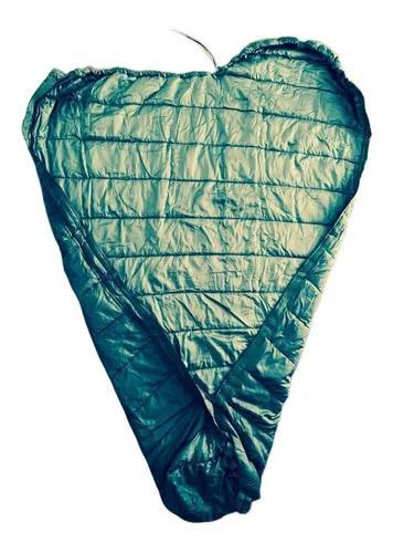 Saco térmico de dormir camping -1,5ºc / -3,5ºc + brinde