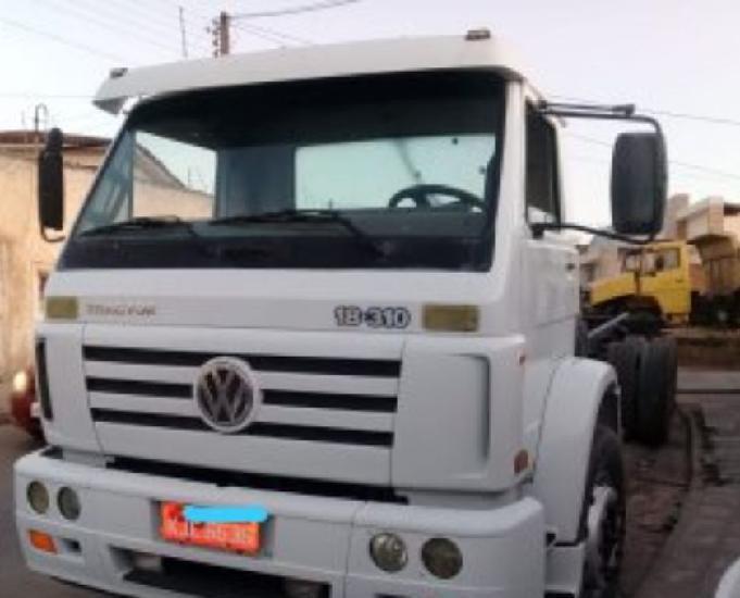 Vw 18.310 titan no chassis 2005(documento truck)