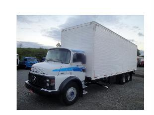 Caminhão mb 1113 ano 1982 dau direção turbinado freio ar