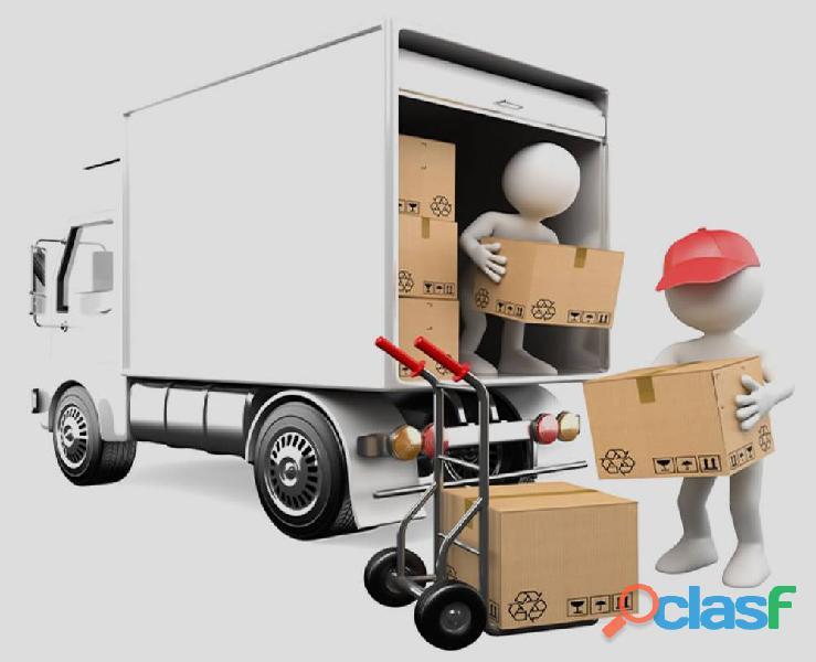 Entregas e transportes campinas