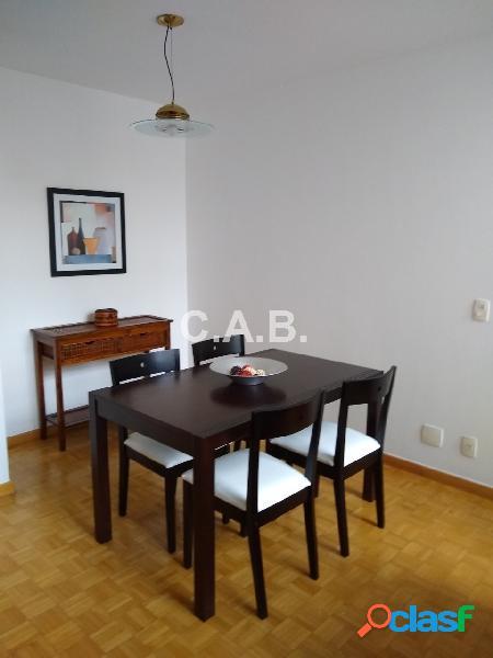 Apartamento mobiliado locação Loft 2