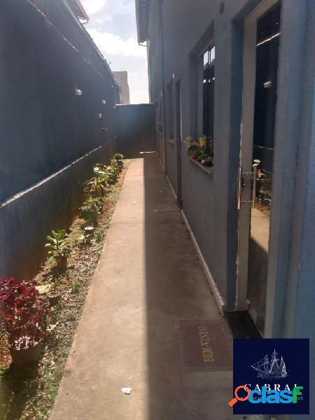 Casa geminada duplex á venda, 62 m2 no bairro porto seguro