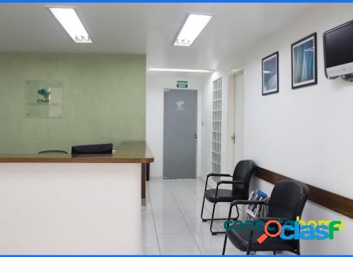 Sala comercial de 50 m² e 1 vaga no eixo da Avenida Paulista 1