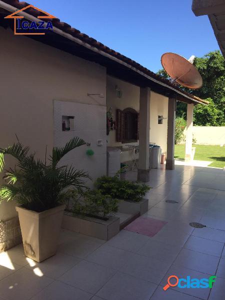 Casa com 2 terrenos em Praia Seca 3
