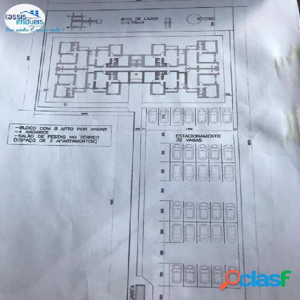 Vendo terreno para construção de ate 30 apartamentos ou 12 casas