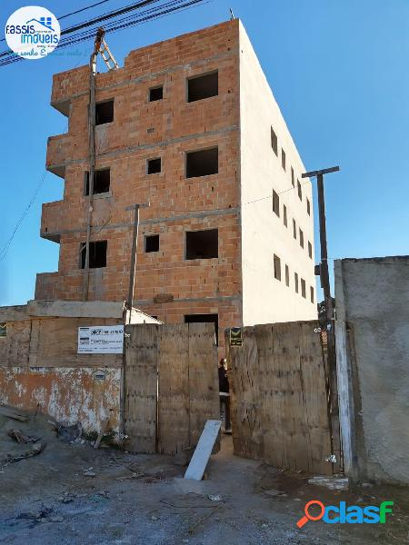 Apartamentos novos com sacada e churrasqueira use seu fgts e financie