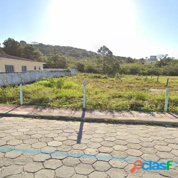 Terreno com escritura pública localizado bairro areias - são josé -sc