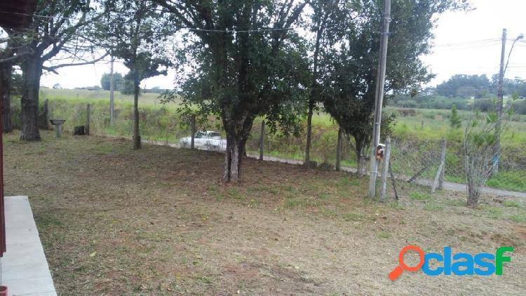 Belo Sítio com 2.160m², Frente para o asfalto, Águas Claras, Viamão 1