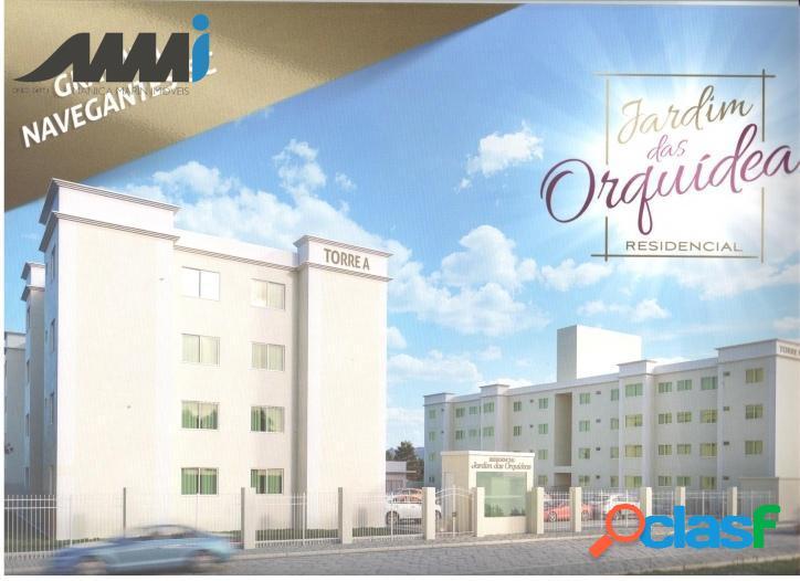 Residencial das Orquideas - Apartamento com 2 quartos MCMV no Gravatá