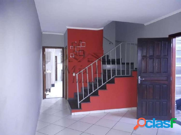 REF: 167062 - Casa Sobrado no Jardim Veloso - Osasco - SP