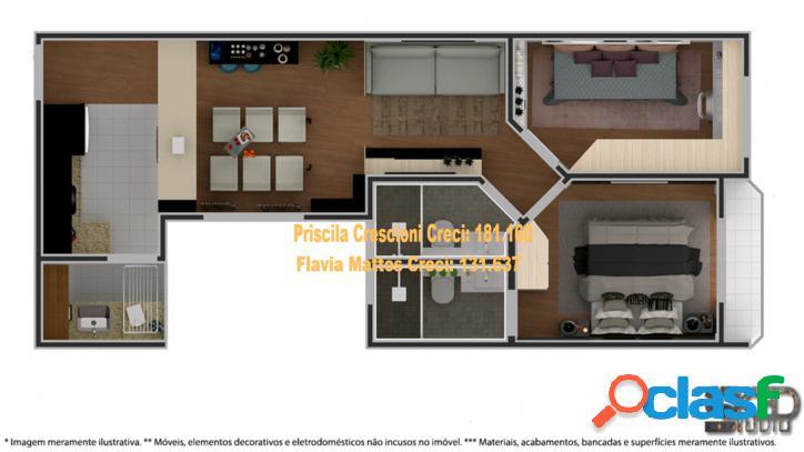 Cobertura com acesso interno sem condomínio na Vila Pires