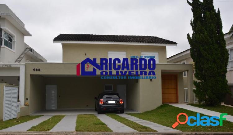 Casa para venda em condomínio residencial alphaville 6