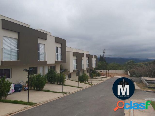 Casa em condomínio área de 63m² com 2 Dorms, 1 vaga - Pirapora do Bom Jesus 1