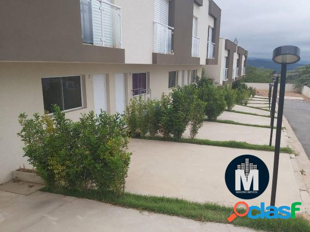 Casa em condomínio área de 63m² com 2 Dorms, 1 vaga - Pirapora do Bom Jesus 2