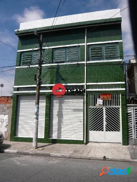 Venda - salão comercial - jd. brasil