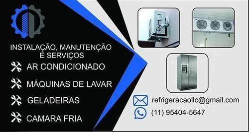 Assistência técnica refrigeração
