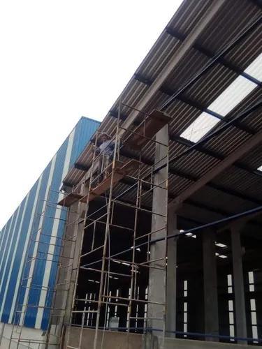 Construção e reformas de telhados, elétrica, casas,