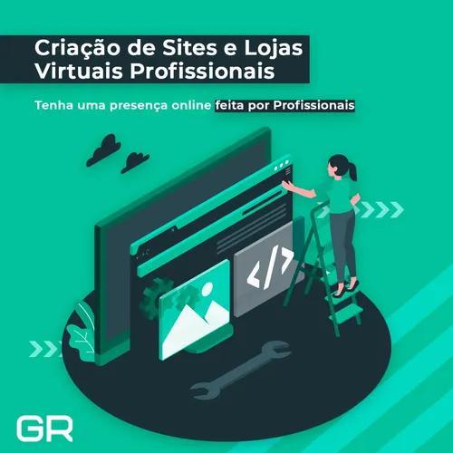 Criação de sites e lojas virtuais - agência gr