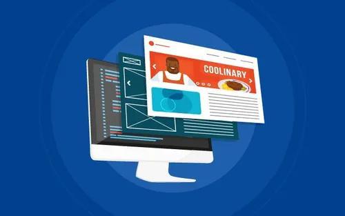Criação de sites para pequenos e médios