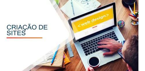 Criação / desenvolvimento de sites - domínio grátis!
