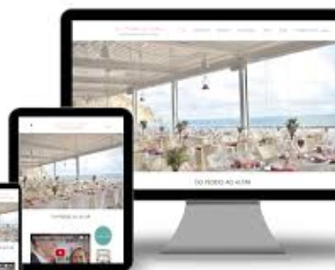 Criação de páginas, blogs, sites