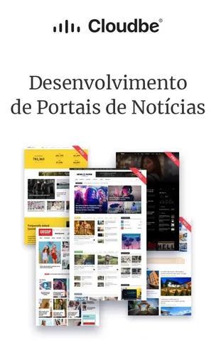 Desenvolvimento de portais de notícias