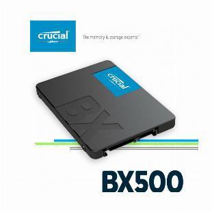 Hd ssd 240gb crucial bx500