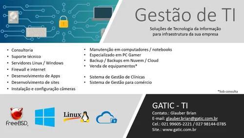 Informática - serviços