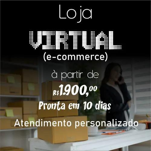 Loja virtual completa