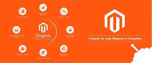 Loja virtual magento2 completa + backlinks - entrega rápida