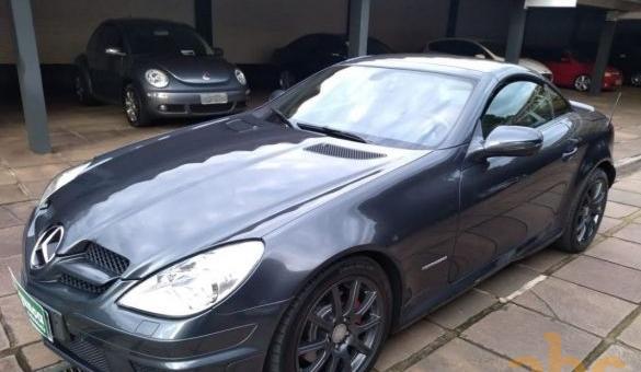 Mercedes benz - slk